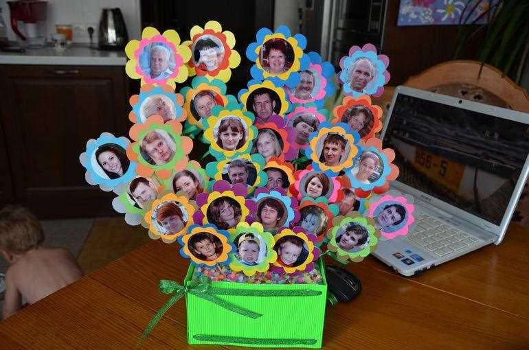Сюрприз для бабушки на день рождения
